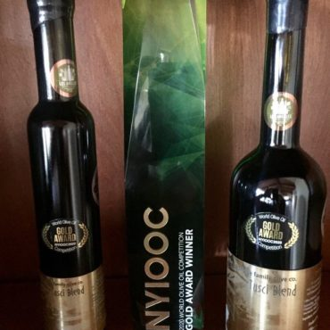 Tusci NYIOOC Gold Winner